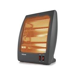 Tristar KA-5011 aquecedor Aquecedor elétrico de quartzo interior Cinzento 800 W