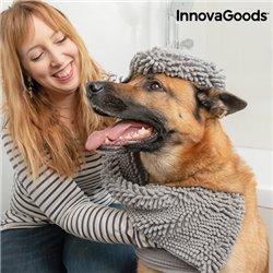 Toalla Ultraabsorbente para Mascotas InnovaGoods
