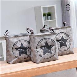 Wagon Trend Star Organiser Bags (Pack of 3)