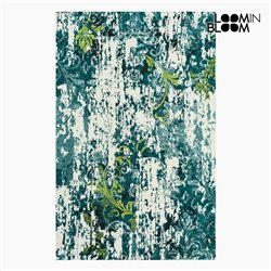 Tapete (240 x 170 x 3 cm) Microfibra Verde