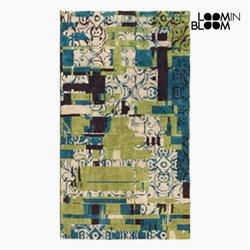 Tapete (150 x 80 x 3 cm) Azul