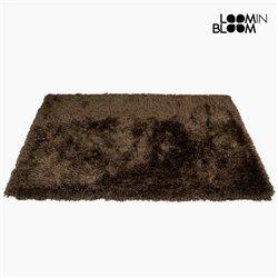 Carpet New York (170 x 240 x 8 cm) Polyester Brown