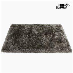 Carpet (170 x 240 x 8 cm) Polyester Silk Grey