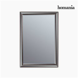 Espelho Resina sintética Cristal biselado Bronze (70 x 4 x 100 cm) by Homania