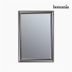 Specchio Resina sintetica Cristallo smussato Bronce (70 x 4 x 100 cm) by Homania