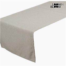 Tischläufer Panama (40 x 13 x 0,5 cm) Beige