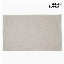 Tablecloth Panama (13 x 20 x 0,5 cm) Beige