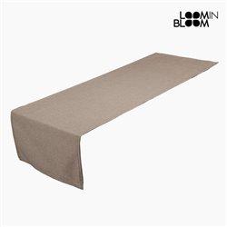 Tischläufer Panama (40 x 13 x 0,5 cm) Braun