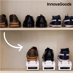 Organizador de Zapatos Regulable Shoe Rack InnovaGoods (6 Pares)