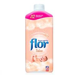 Ammorbidente Concentrato Flor Talco 1,5 L (70 Lavaggi) x3