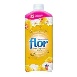Ammorbidente Concentrato Flor Gold 1,5 L (70 Lavaggi) x5