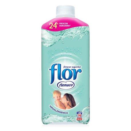 Ammorbidente Concentrato Flor Nenuco 1,5 L (70 Lavaggi) x10