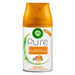 Air Wick FreshMatic Pure Lufterfrischer Entspannende Orange Nachfüller 250 ml