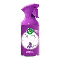 Spray Ambientador Air Wick Pure Lavanda x6