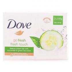 Dove Conjunto de Sabonetes Go Fresh (2 pcs)