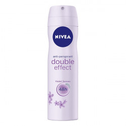Desodorante en Spray Double Effect Nivea (200 ml)