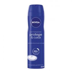 Desodorizante em Spray Protege & Cuida Nivea (200 ml)