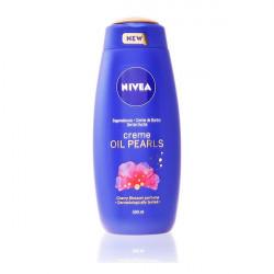 Nivea Gel de duche Oil Pearls Flor De Cerezo (500 ml)