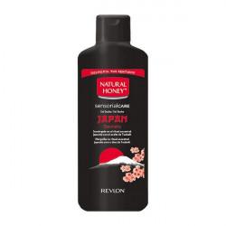 Natural Honey Gel de duche Japan Secrets (650 ml)