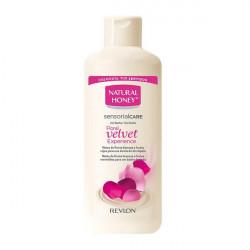 Natural Honey Gel de duche Floral Velvet (650 ml)