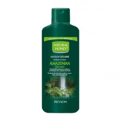 Natural Honey Shower Gel Amazonian Secrets (650 ml)