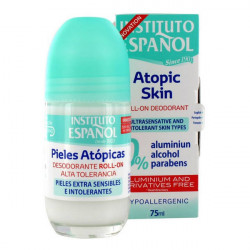 Instituto Español Roll-On Deodorant Piel Atópica (75 ml)