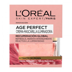 L'Oreal Make Up Masque éclaircissant Age Perfect (50 ml)