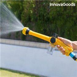 InnovaGoods 8-in-1 Water Pressure Gun