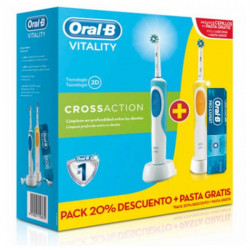 Oral-B Electric Toothbrush DUO VIT.CROSS 2 (3 pcs)