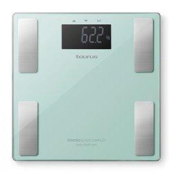 Digital Bathroom Scales Taurus Syncro Glass Complet