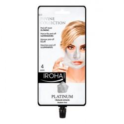 Iroha Masque facial Peel Off Platinum