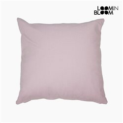 Cushion Pink (45 x 45 cm) by Loom In Bloom