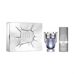 Conjunto de Perfume Homem Invictus Paco Rabanne (2 pcs)