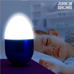 Huevo LED Decorativo Junior Knows