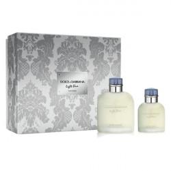 Cofanetto Profumo Uomo Light Blue Dolce & Gabbana (2 pcs)