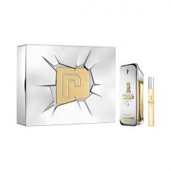 Conjunto de Perfume Homem 1 Million Lucky Paco Rabanne (2 pcs)