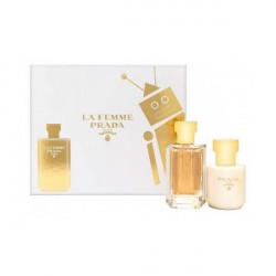 Conjunto de Perfume Mulher La Femme Prada (2 pcs)