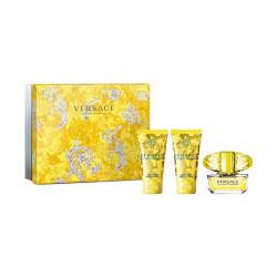 Cofanetto Profumo Donna Yellow Diamond Versace (3 pcs)