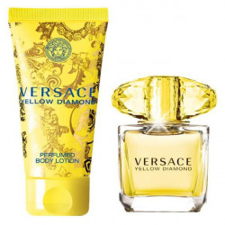Cofanetto Profumo Donna Yellow Diamond Versace (2 pcs)