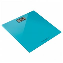Rowenta Classic Pèse-personne électronique Carré Turquoise