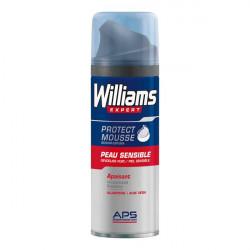 Mousse à raser Williams Peau sensible (200 Ml)