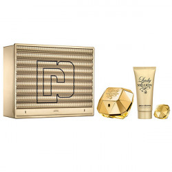 Cofanetto Profumo Donna Lady Million Paco Rabanne (3 pcs)