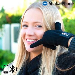 Shaka Phone Freisprech Handschuhe für Touchscreen
