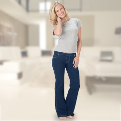 Pantalon Jean Tout Confort M
