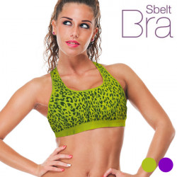 Sbelt Bra Green M