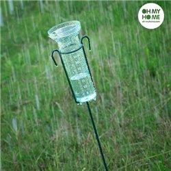 Oh My Home Garden Rain Gauge