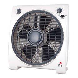 Grupo FM Ventilador de Pared BF4 45W Blanco