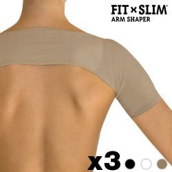 Fit X Slim Arm Shapewear (pack of 3) M