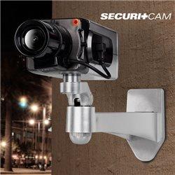 Cámara de Vigilancia Simulada Securitcam T6000