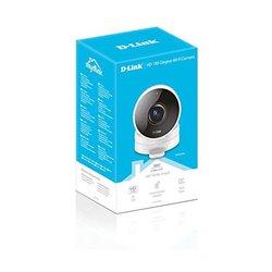 D-Link HD 180 Graden Caméra de sécurité IP Intérieur Cube Plafond/mur 1280 x 720 pixels
